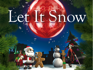 let-it-snow ward beecher planetarium